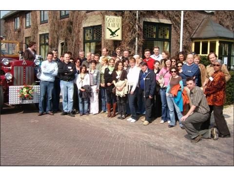 Team Jan Smeitink (NMC Radboud)
